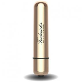 Frederick's Of Hollywood: Multi-Function Chrome Bullet Vibrator 1 Product Image