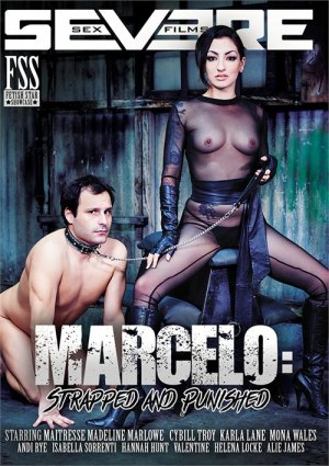 Marcelo: Strapped And Punished Image