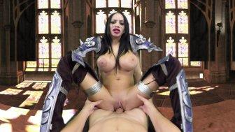 The Revenge of Lady Sylvanus video capture Image