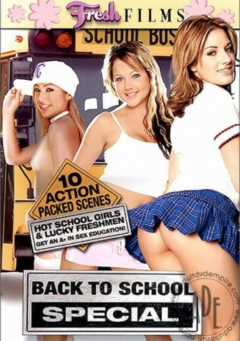 Back To School Special Image