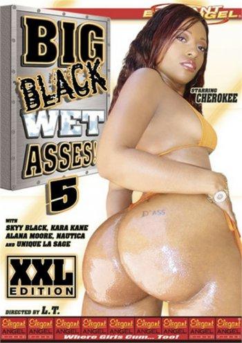 Big Black Wet Asses! 5 Image