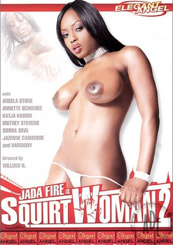 Jada Fire is Squirt Woman 2 Image