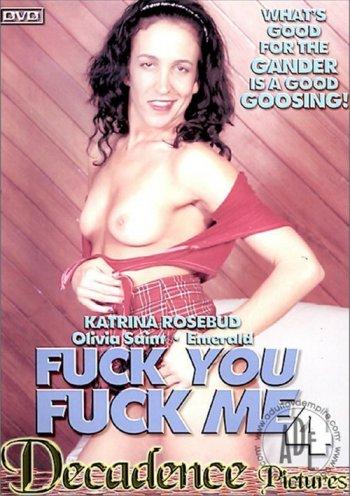 Fuck You Fuck Me #4 Image