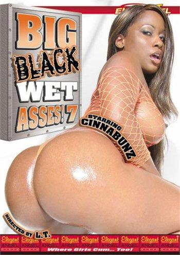 Big Black Wet Asses! 7 Image