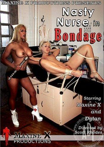 Nasty Nurse in Bondage Image