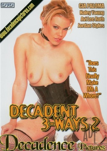 Decadent 3-Ways 2 Image