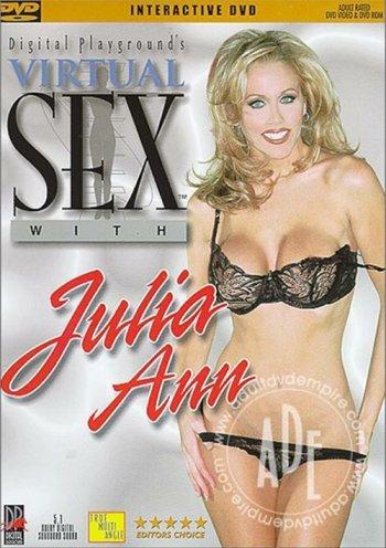 Virtual Sex With Julia Ann Image
