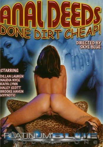 Anal Deeds Done Dirt Cheap! Image