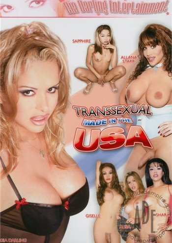 Transsexual Made In The USA Image