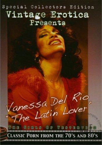 """Vanessa Del Rio """"The Latin Lover"""" Image"""
