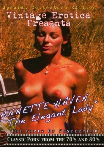 "Annette Haven ""The Elegant Lady"" Image"