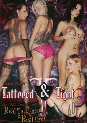 Tattooed & Tight 3 Image