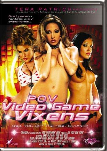POV Video Game Vixens Image