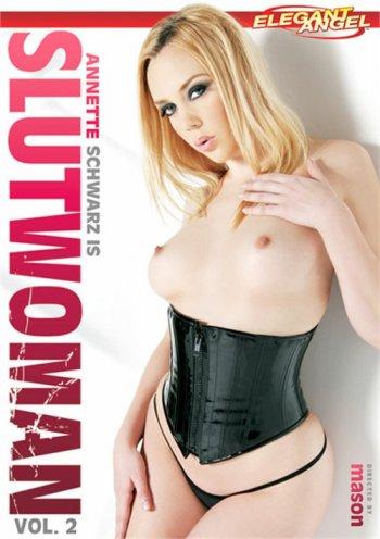 Annette Schwarz is Slutwoman Vol. 2 Image