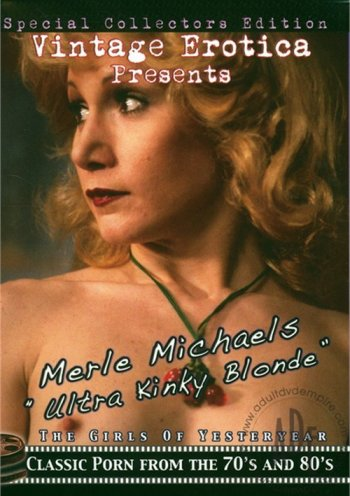 "Merle Michaels ""Ultra Kinky Blonde"" Image"