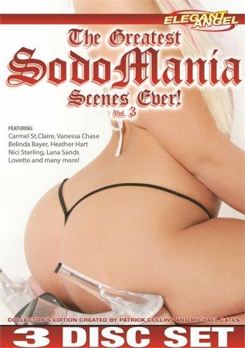 Greatest Sodomania Scenes Ever Vol. 3, The Image