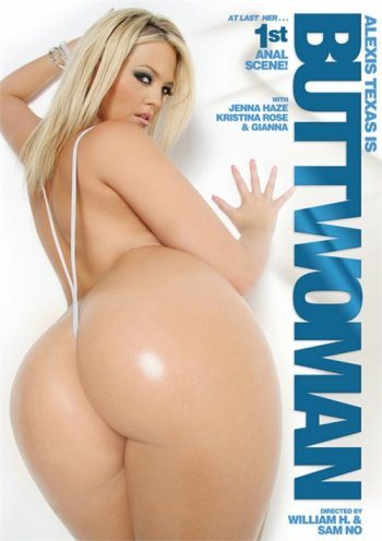 Alexis Texas is Buttwoman Image