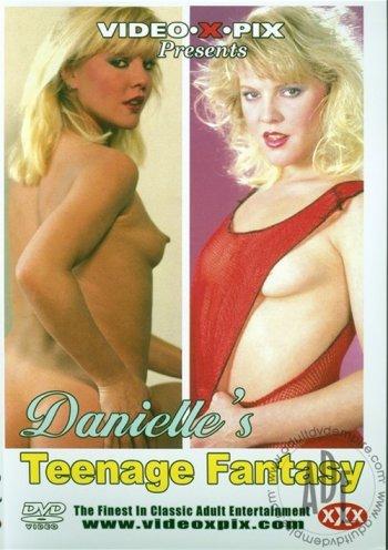 "Danielle's ""Teenage Fantasy"" Image"