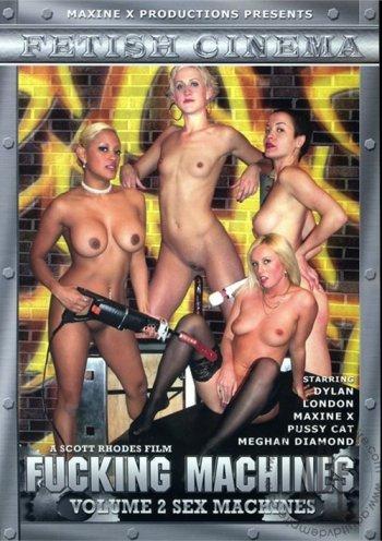 Fucking Machines Vol. 2: Sex Machines Image