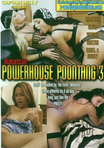 Amateur Powerhouse Poontang 3 Image