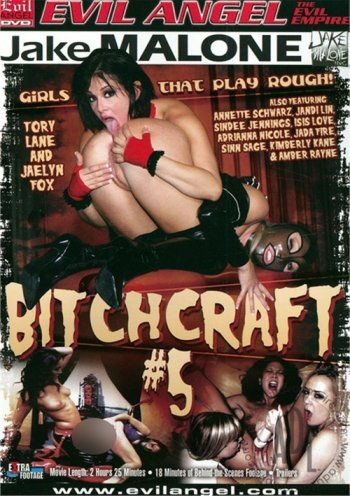 Bitchcraft #5 Image
