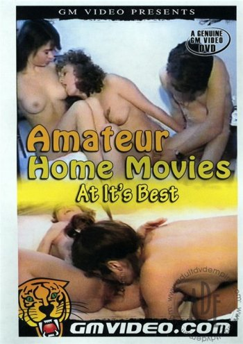 Amateur Home Movies: At It's Best Image