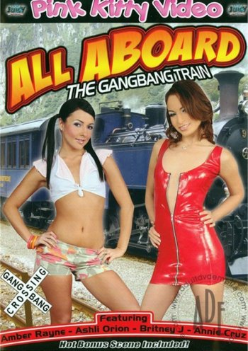 All Aboard The Gangbang Train Image