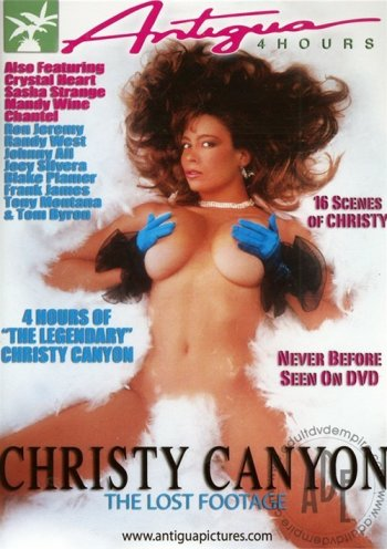 Christy Canyon: The Lost Footage Image