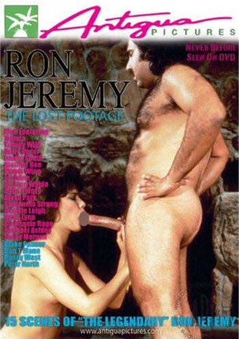 Ron Jeremy: The Lost Footage Image