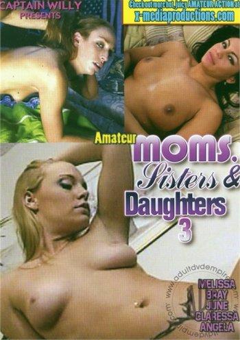 Amateur Moms, Sisters & Daughters 3 Image
