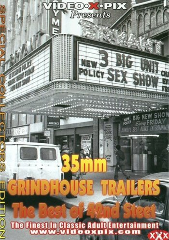 Best of 42nd Street, The: 35mm Grindhouse Trailers Image
