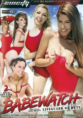 Babewatch: Lifeguard On Duty Image