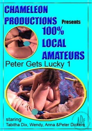 Peter Gets Lucky Image