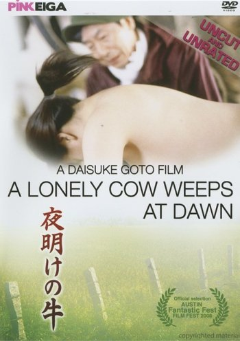 Lonely Cow Weeps at Dawn, A Image