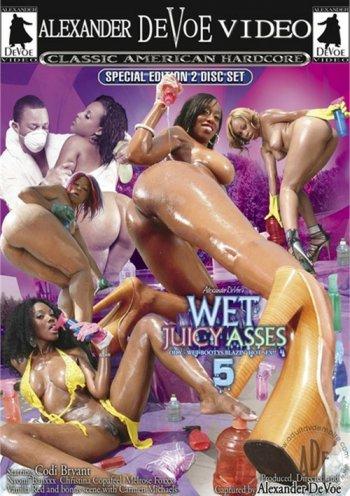 Wet Juicy Asses 5 Image