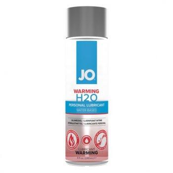 JO H2O Warming Lube - 8 oz. Image