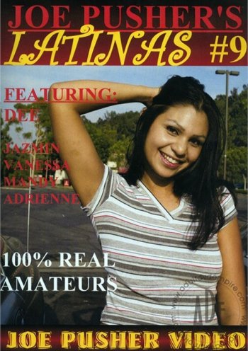 Joe Pusher's Latinas #9 Image