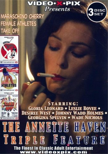 Annette Haven Triple Feature, The Image