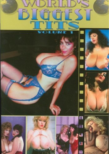 World's Biggest Tits Vol. 1 Image