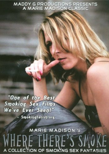 Marie Madison's Where There's Smoke Image