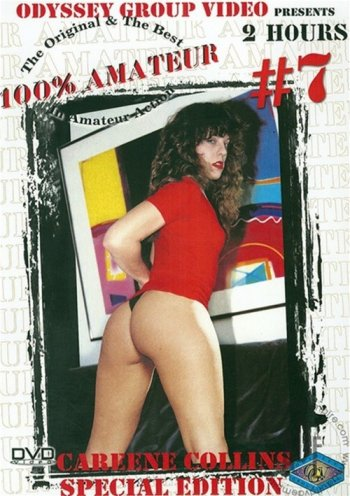100% Amateur #7: Careene Collins Specail Edition Image