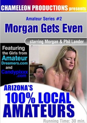Morgan Gets Even Image