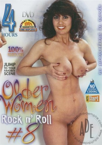 Older Women Rock N' Roll #8 Image
