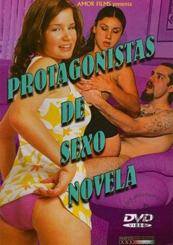 Protagonistas De Sexo Novela Image