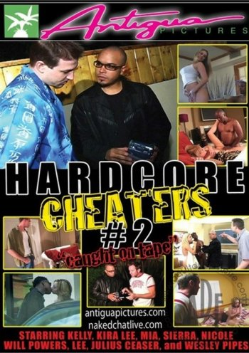 "Hardcore Cheaters ""Caught on Tape"" #2 Image"