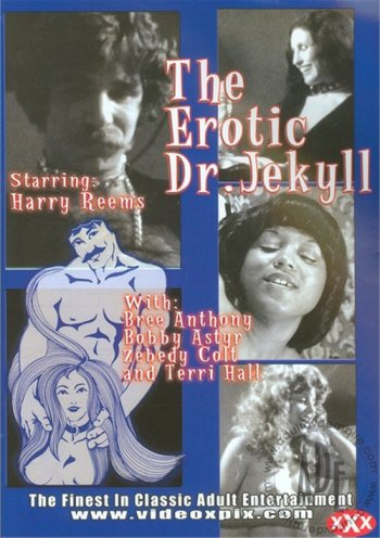 Erotic Dr. Jekyll, The Image