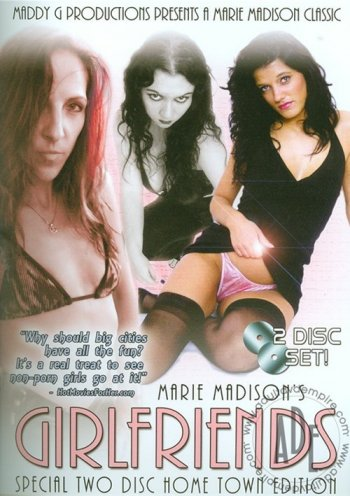 Marie Madison's Girlfriends: Special Two-Disc Home Town Edition Image