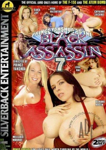 Black Assassin 7, The Image