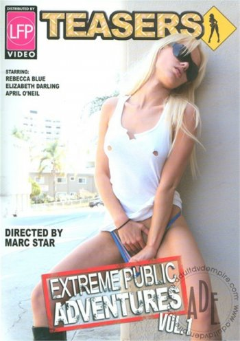 Teasers: Extreme Public Adventures Vol. 1 Image