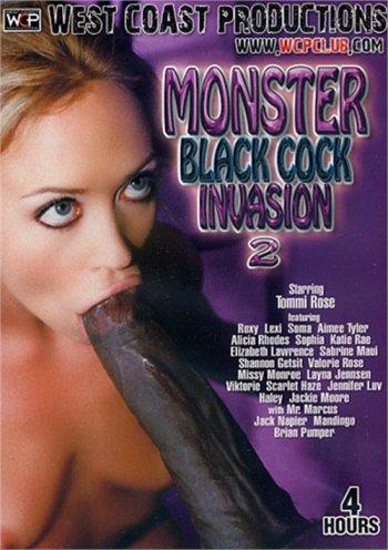 Monster Black Cock Invasion 2 Image